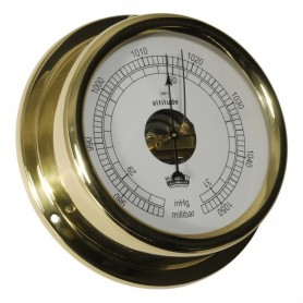 Altitude Barometer Messing - 150 mm
