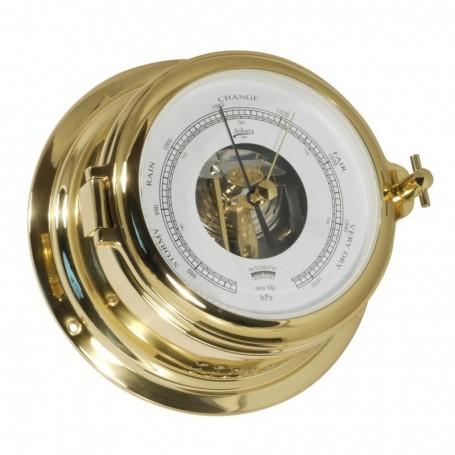 Schatz 1881 Midi 155 Barometer Open Wijzerplaat Messing