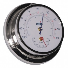 Vion Comfortmeter Glanzend RVS - 97 mm