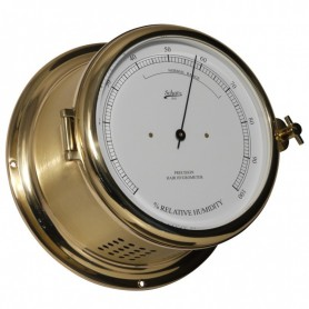 Schatz 1881 Royal 180 Hygrometer Messing