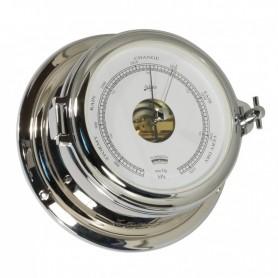 Schatz 1881 Midi 155 Barometer Hoge Gevoeligheid Verchroomd Messing