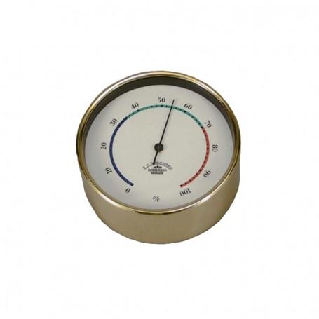 E.S. Sørensen Mini Hygrometer Messing - 90 mm