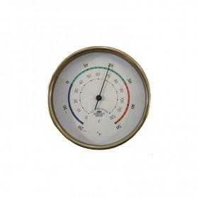 E.S. Sørensen Mini Thermometer Messing - 90 mm