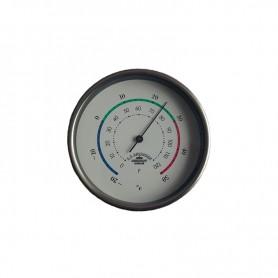 E.S. Sørensen Mini Thermometer Glanzend RVS - 90 mm