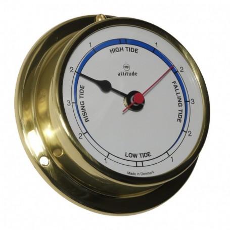 Altitude Getijdenklok Messing - 97 mm - Altitude - Getijdenklokken - 848 IM UK