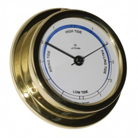 Altitude Getijdenklok Engels Messing - 127 mm