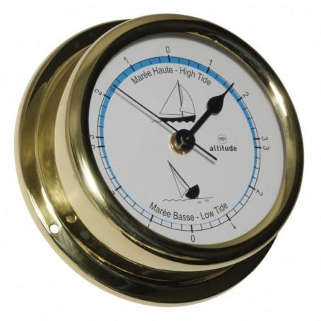 Altitude Getijdenklok Messing - 150 mm - Altitude - Getijdenklokken - 866 IM