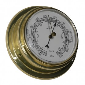 Altitude Barometer Messing - 125 mm