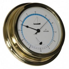 Altitude Getijdenklok Messing - 224 mm