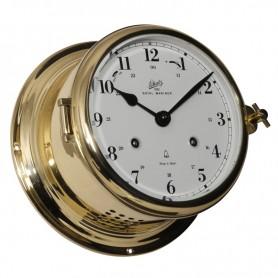 Schatz 1881 Royal 180 Mechanische Klok Glazen Slaand Arabisch Messing - Schatz 1881 - Mechanische Klokken - 480 CMA