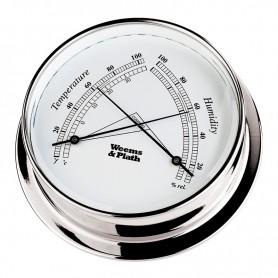 Weems En Plath Endurance I 125 Comfortmeter Verchroomd Messing - 152 mm