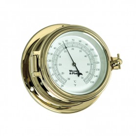 Weems & Plath Endurance II 105 Thermometer Messing - 121 mm
