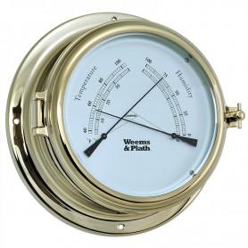 Weems & Plath Endurance II 135 Comfortmeter Messing - 178 mm