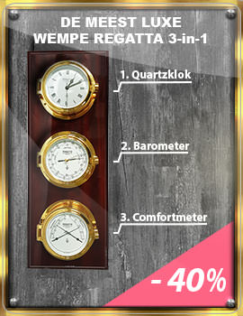 Wempe Regatta 3-in-1